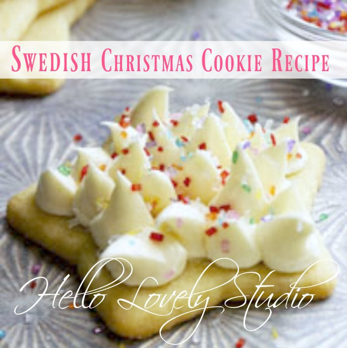 Christmas Cookies Country Song  DIY My Christmas Cookies & Fixer Upper Kitchen Hello