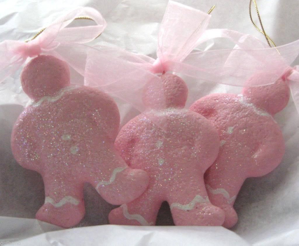 Christmas Cookies Country Song  Pink gingerbread Christmas Pink