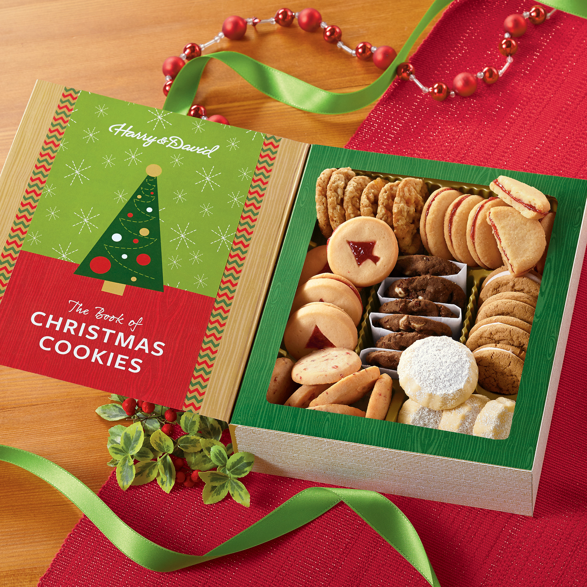 Christmas Cookies Delivered  The Book of Christmas Cookies