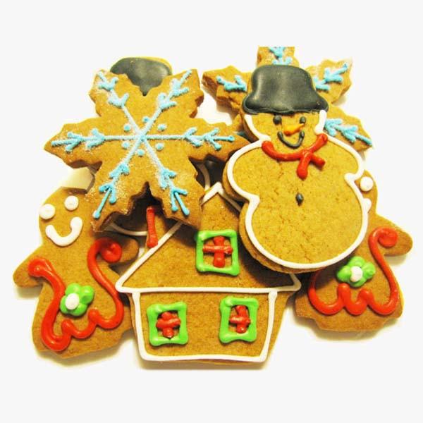 Christmas Cookies Delivered  Toronto Holiday Cookies Christmas Cookies Toronto