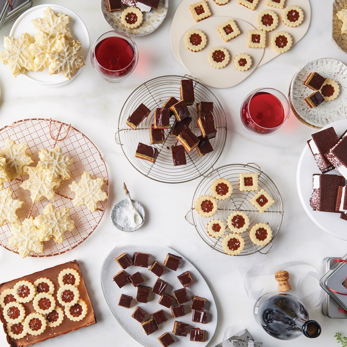 Christmas Cookies From Scratch  Holiday Cookies presented by Bake from Scratch and