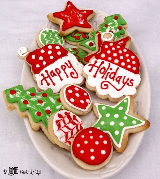 Christmas Cookies Frosting Recipes  50 Best Christmas Party Food Ideas Pink Lover