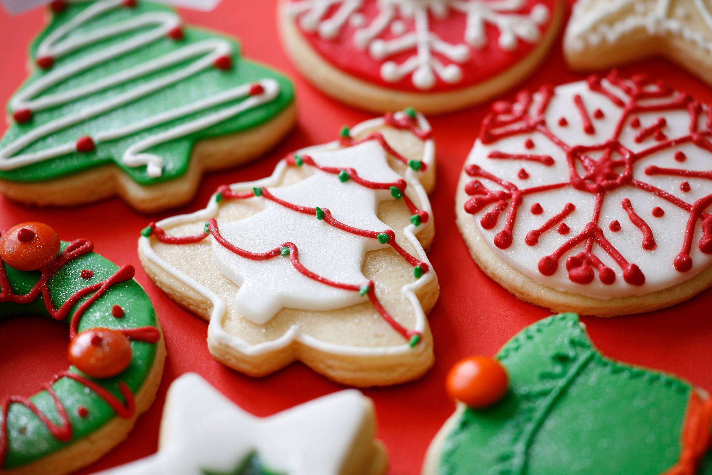 Christmas Cookies Frosting Recipes  Royal Icing Recipe for Decorating Cookies