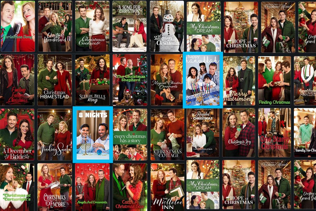Christmas Cookies Hallmark Movie 2019  Hallmark Plans to Make Hanukkah Movies in 2019 – Kveller