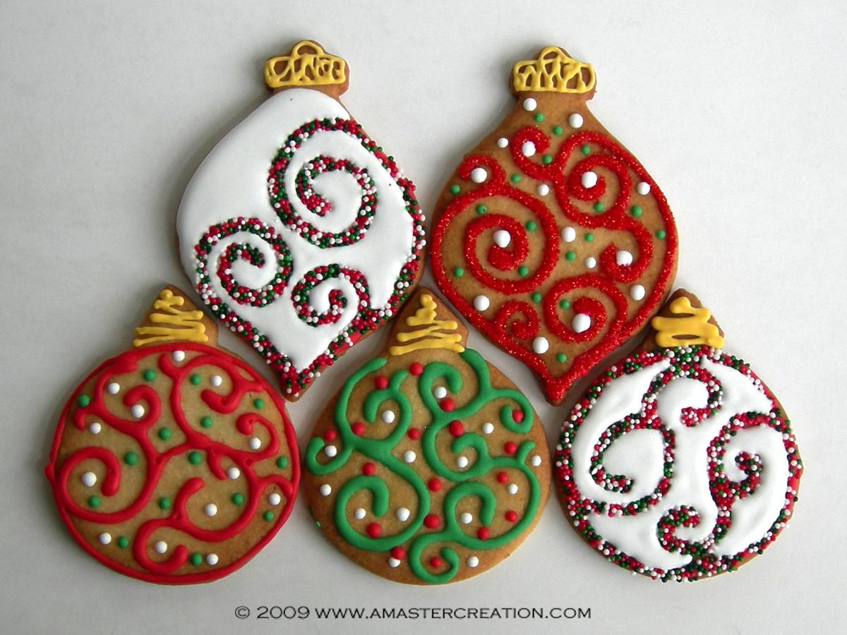 Christmas Cookies Image  Christmas Cookie Collection 2009
