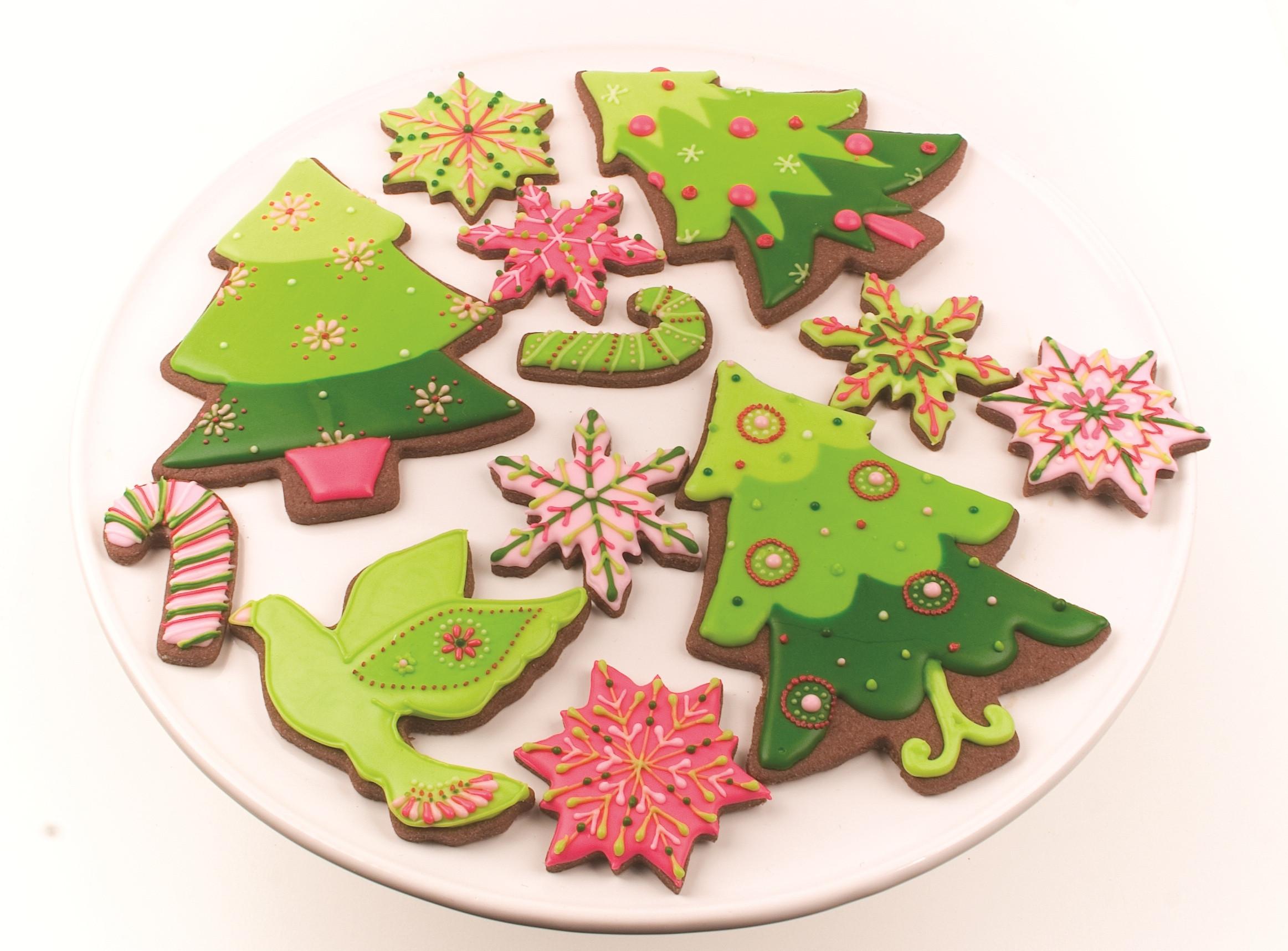 Christmas Cookies Image  Christmas Cookie Decorating