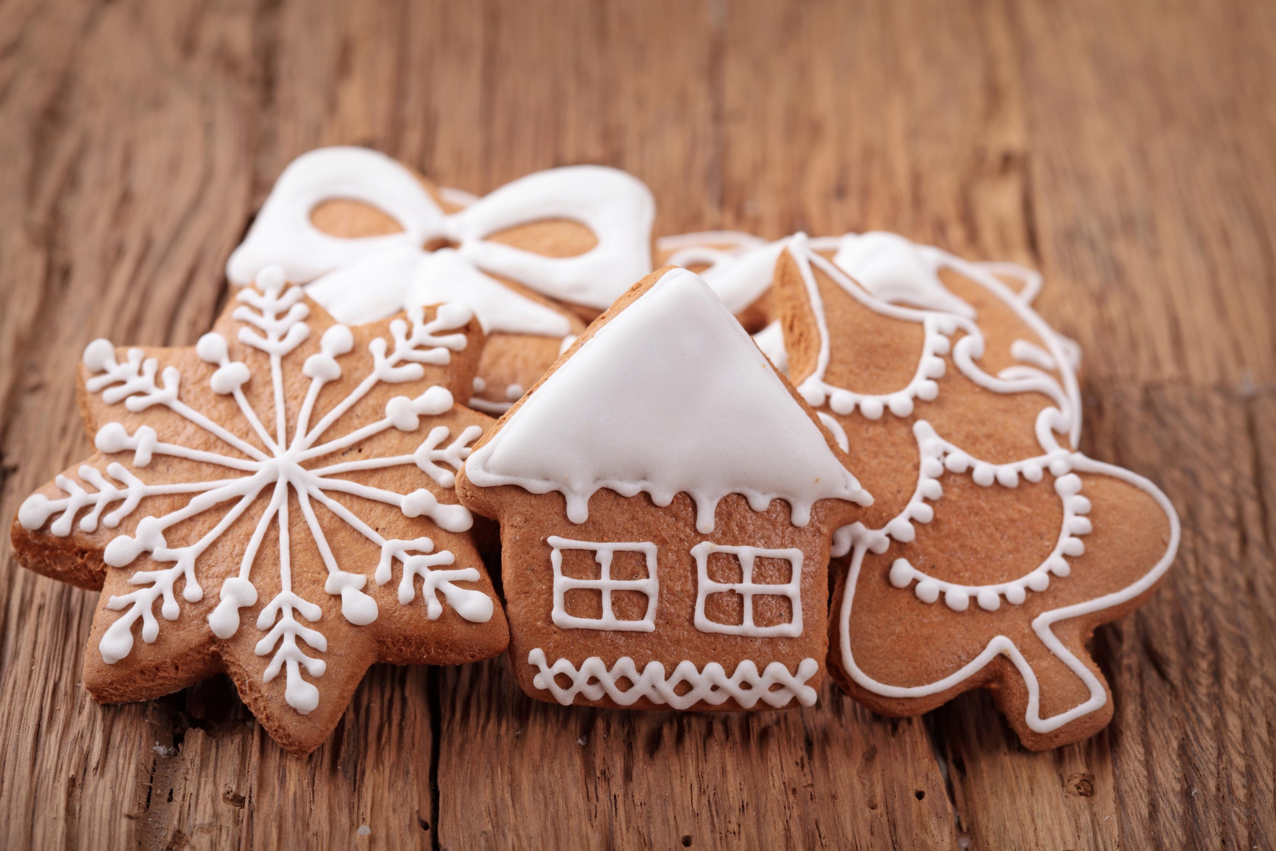 Christmas Cookies Image  North Pole Bureau Investigations Case 1225 Case of