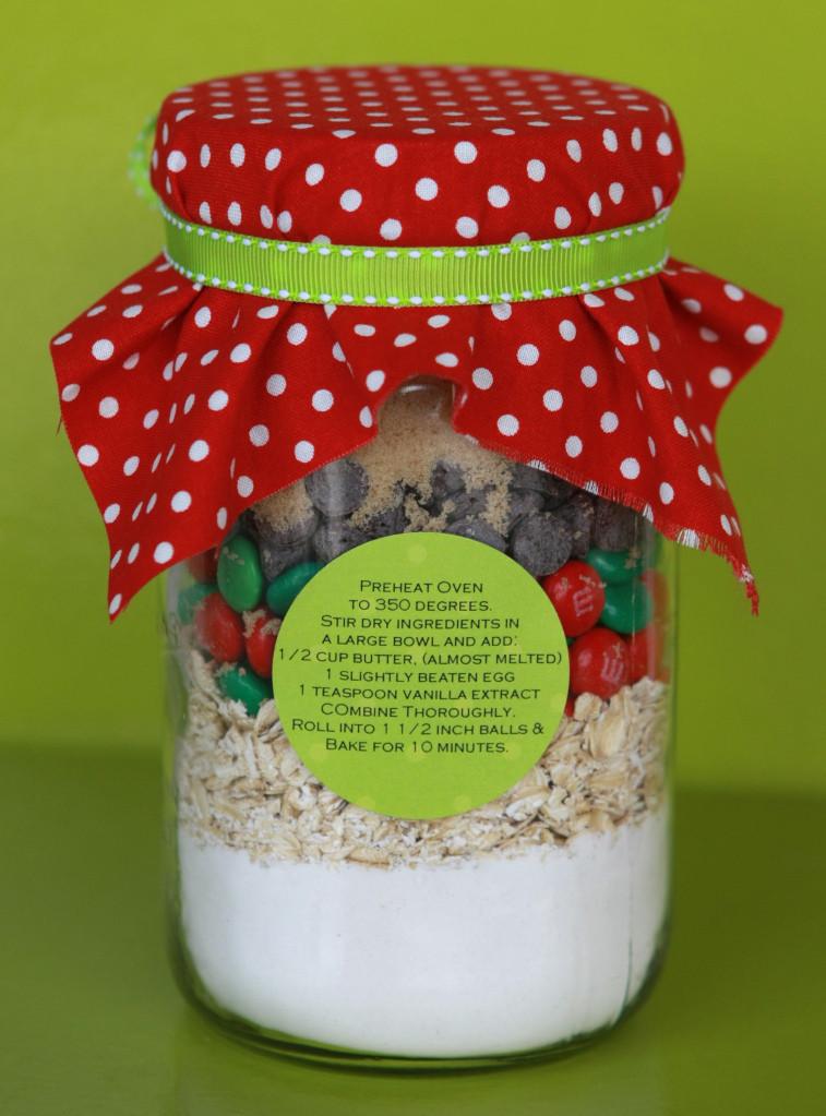 Christmas Cookies In Ajar  RVC Outdoor Destinations Cookies in a Jar for Santa