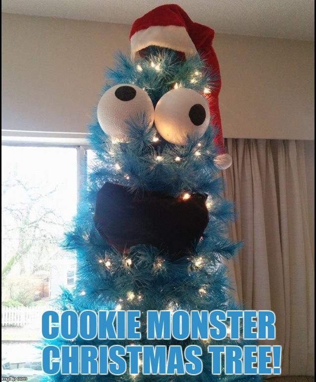 Christmas Cookies Meme  cookie monster Imgflip