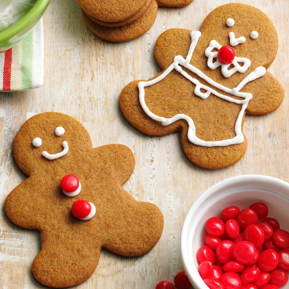 Christmas Cookies Pictures  Swedish Gingerbread Cookies Recipe