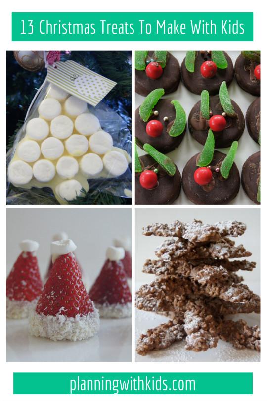 Christmas Cookies To Make With Kids  Christmas Treats To Make With Kids