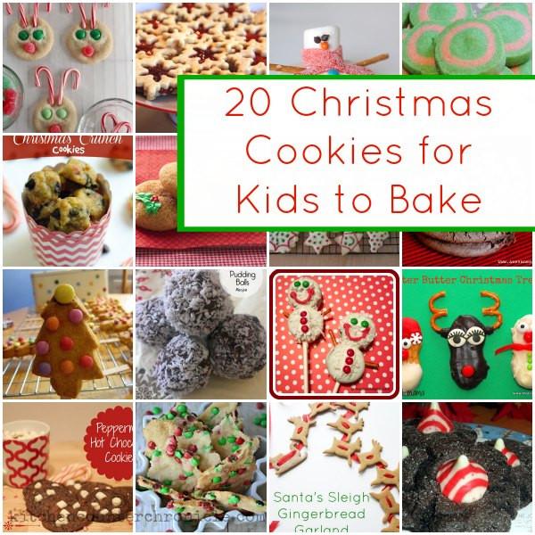 Christmas Cookies To Make With Kids  20 Spectacular Christmas Cookies for Kids to Bake