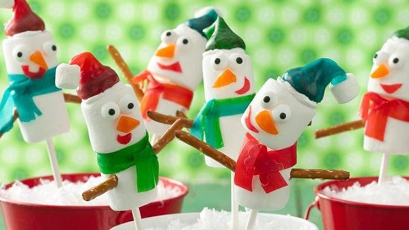 Christmas Cookies To Make With Kids  11 No Bake Christmas Treats to Make with Kids
