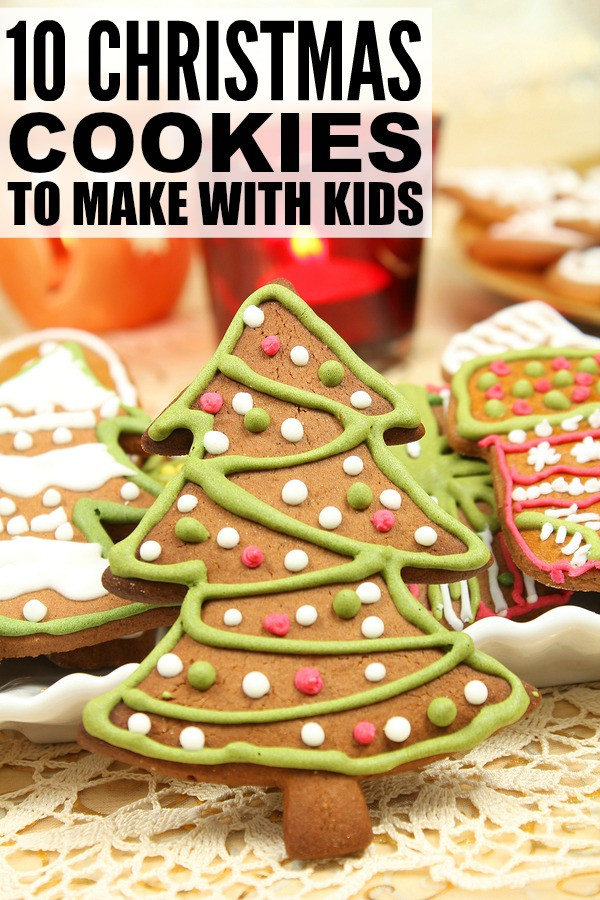 Christmas Cookies To Make With Kids  10 delicious Christmas cookies to make with your kids
