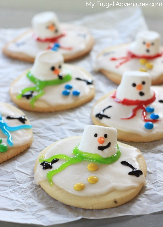 Christmas Cookies To Make With Kids  21 Simple Fun and Yummy Christmas Cookies That You Can