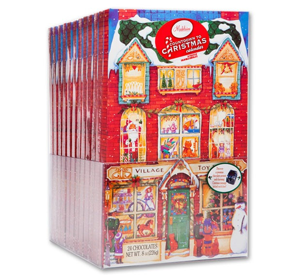 Christmas Countdown Calendar With Candy  The 50 Most Popular Christmas Can s—Ranked