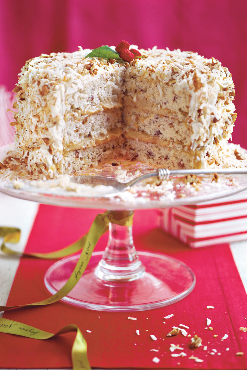 Christmas Dessert Cakes  Luscious Layer Cakes Southern Living