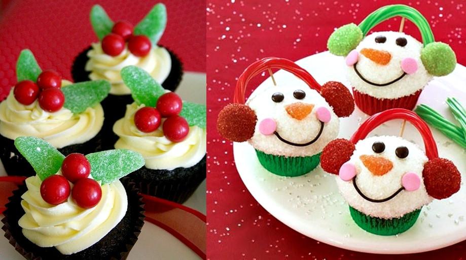 Christmas Dessert Cakes  Pop Culture And Fashion Magic Christmas desserts – Cupcakes