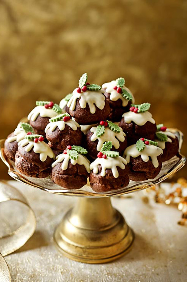 Christmas Dessert Cakes  Unbelivably good chocolate Christmas desserts Woman s own