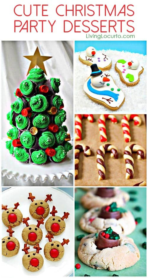 Christmas Dessert Ideas For Parties  BEST Grinch Christmas Party Recipes Living Locurto