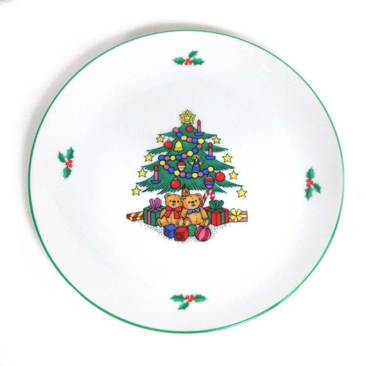Christmas Dessert Plates  Crave Creation Christmas Dessert Plates