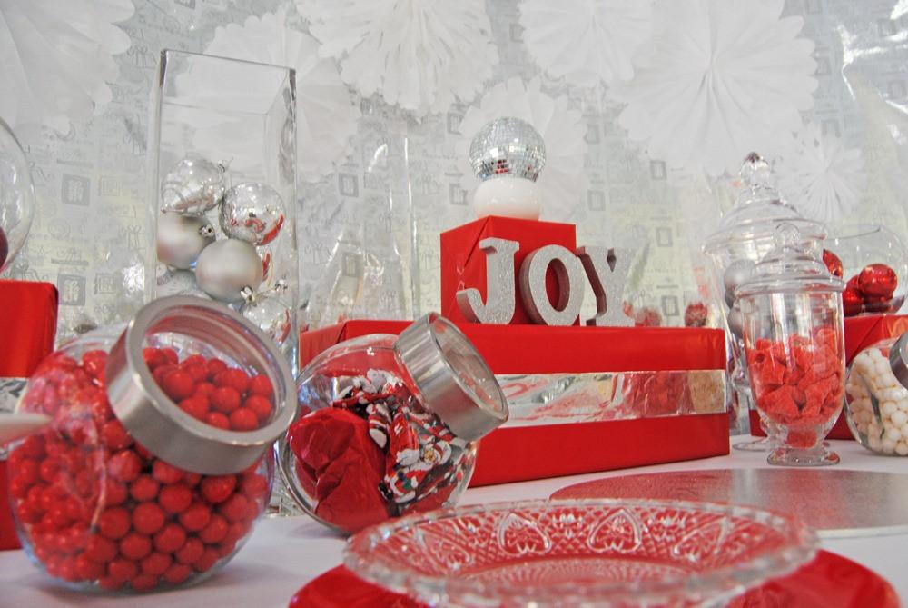 Christmas Dessert Table  Christmas Dessert Idea's As Decorative As They Are Tasty