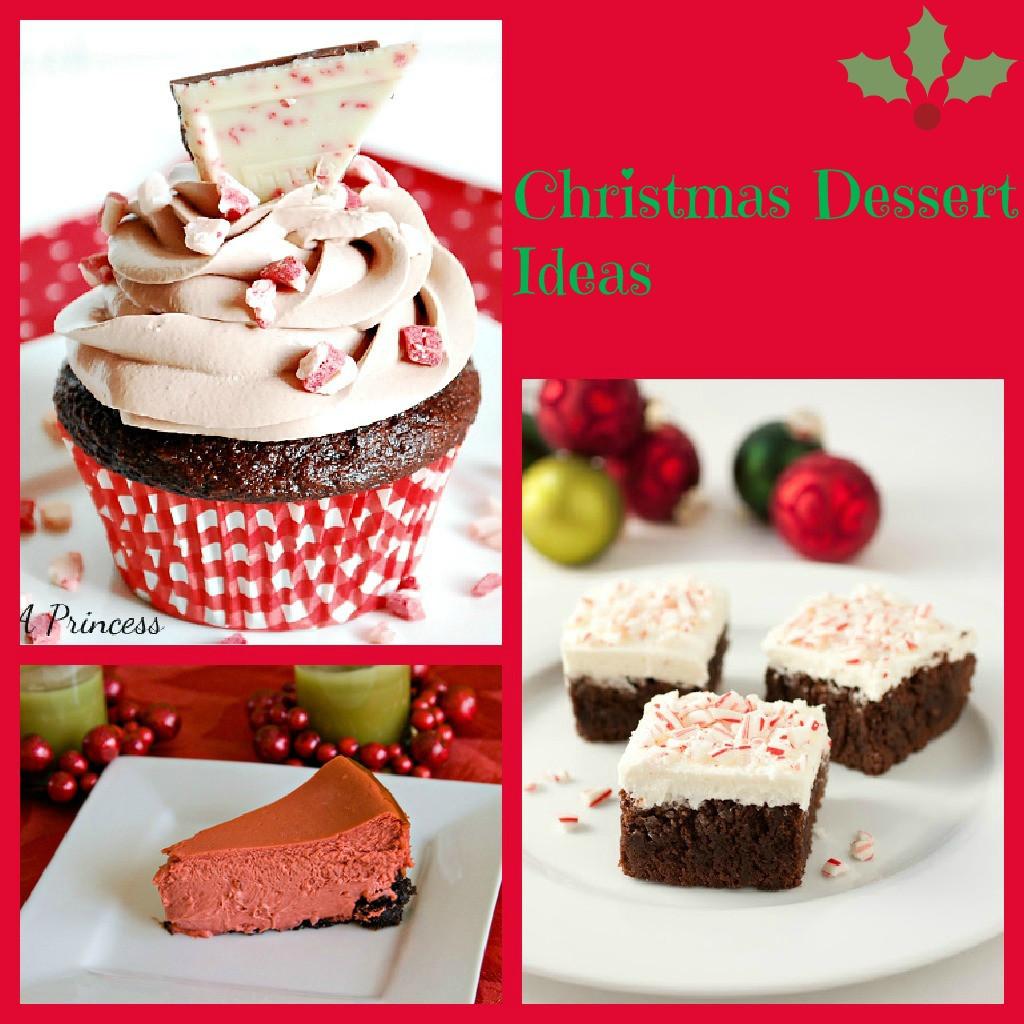 Christmas Desserts Ideas  Christmas Dessert Ideas Baking Beauty