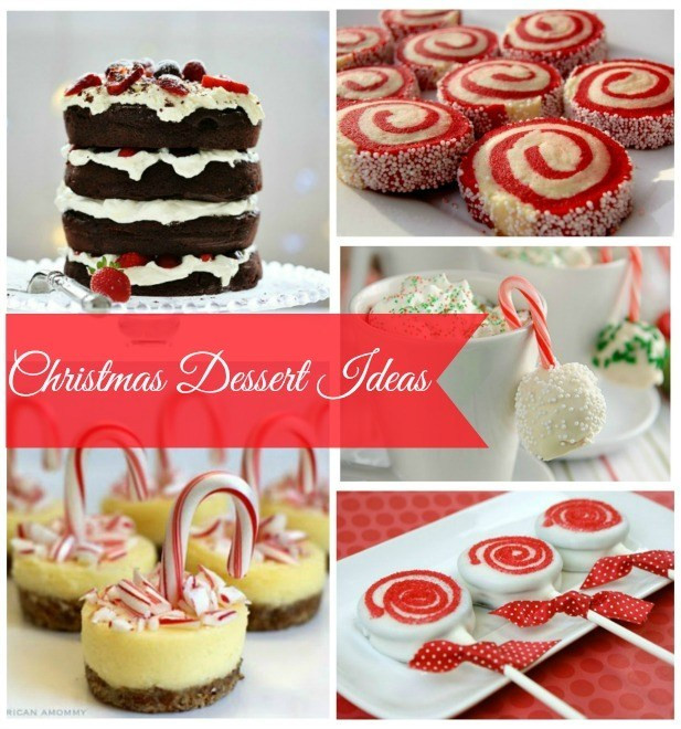 Christmas Desserts Party  The Most Amazing Christmas Dessert Ideas