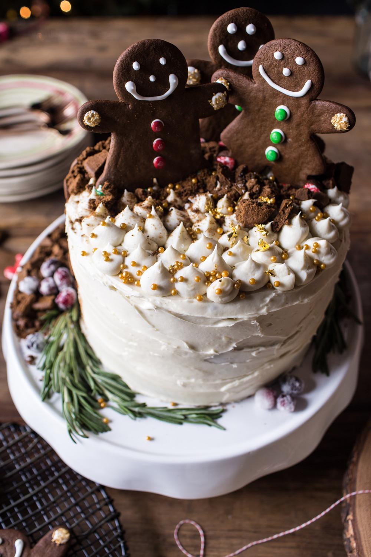 Christmas Dinner Desserts  Christmas Party Dessert Recipes