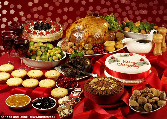 Christmas Dinner Images  Christmas dinner for less than £20 is the cheapest in