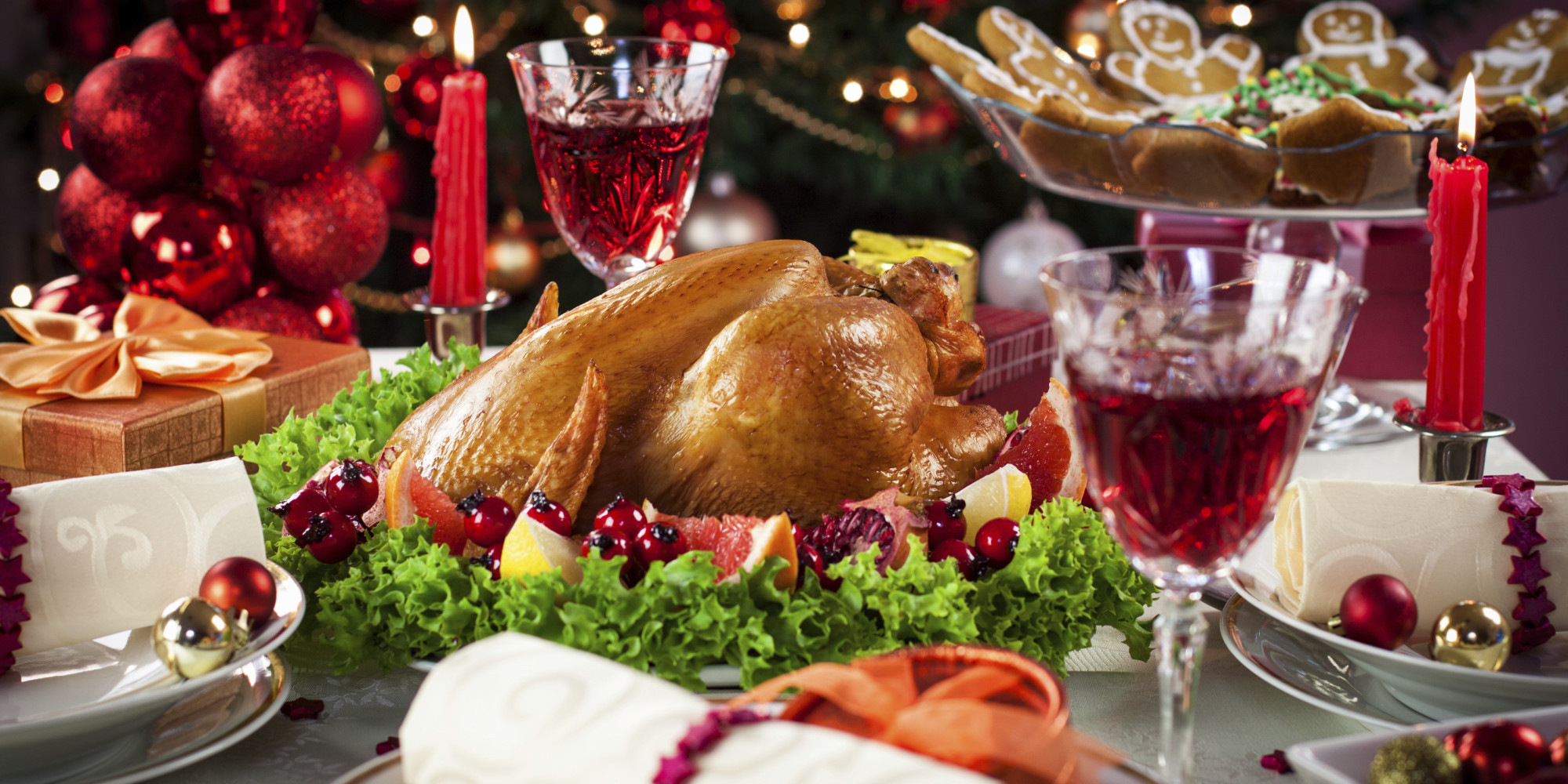 Christmas Dinner Images  Social Work Club hosts annual Christmas dinner
