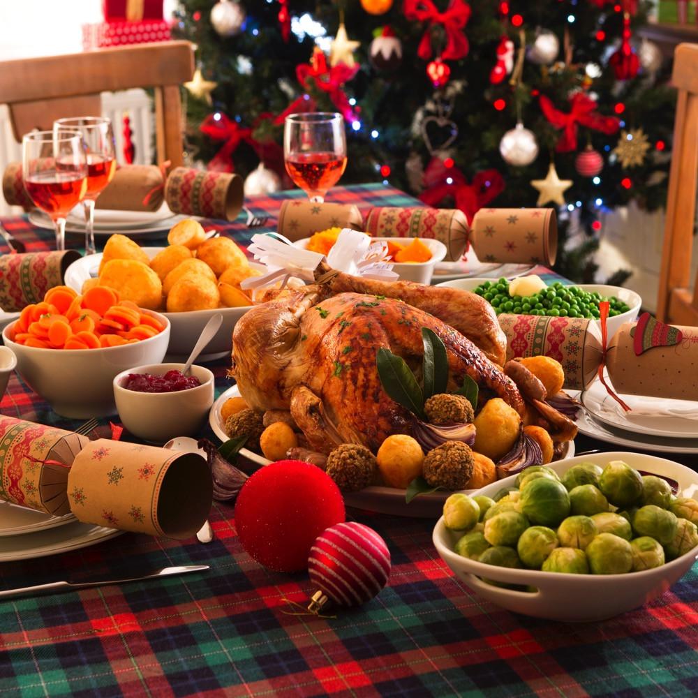 Christmas Dinner Images  Good Housekeeping Christmas Bud Basket 2017 Cheapest