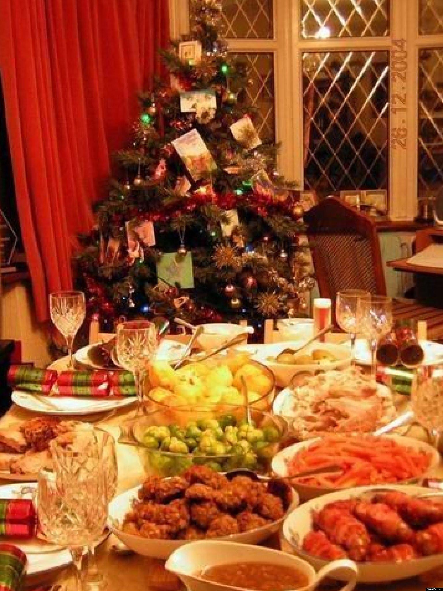 Christmas Dinner Images  Christmas Dinner Nine Months to Make Nine Minutes to