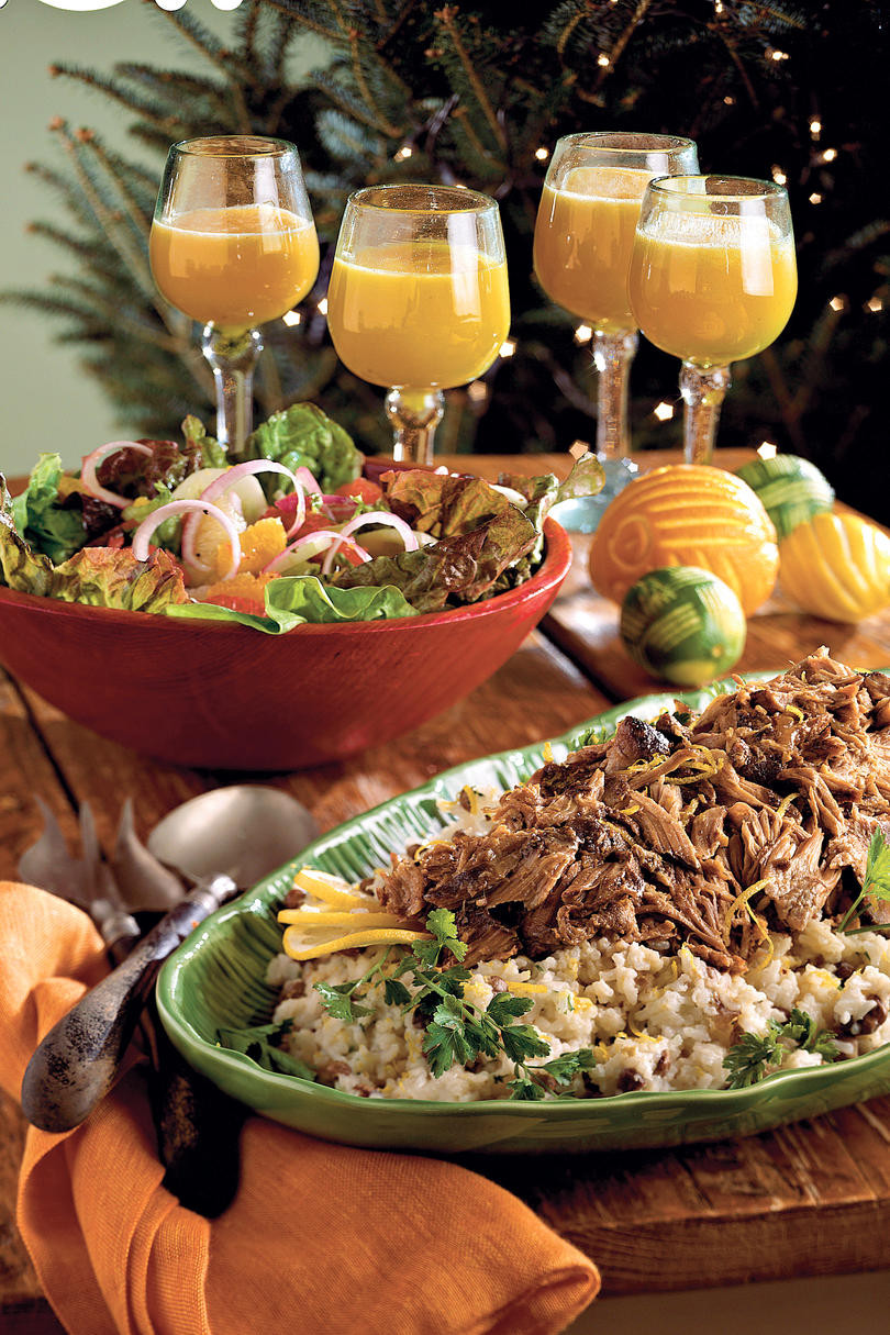 Christmas Dinner Party Ideas  Christmas Dinner Menus Perfect for Your Party Southern