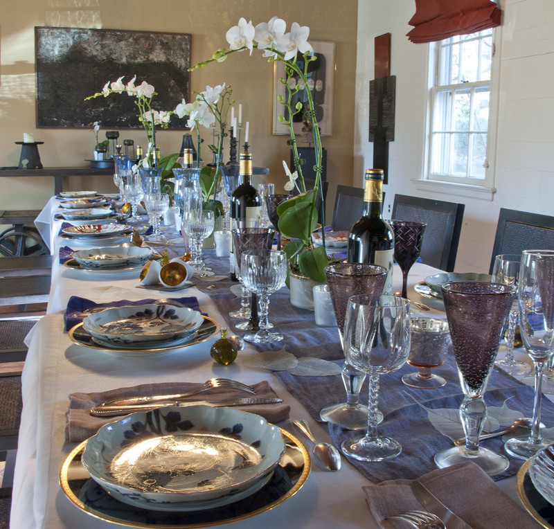 Christmas Dinner Party Ideas  How to Set a Trendy Table this Holiday Season
