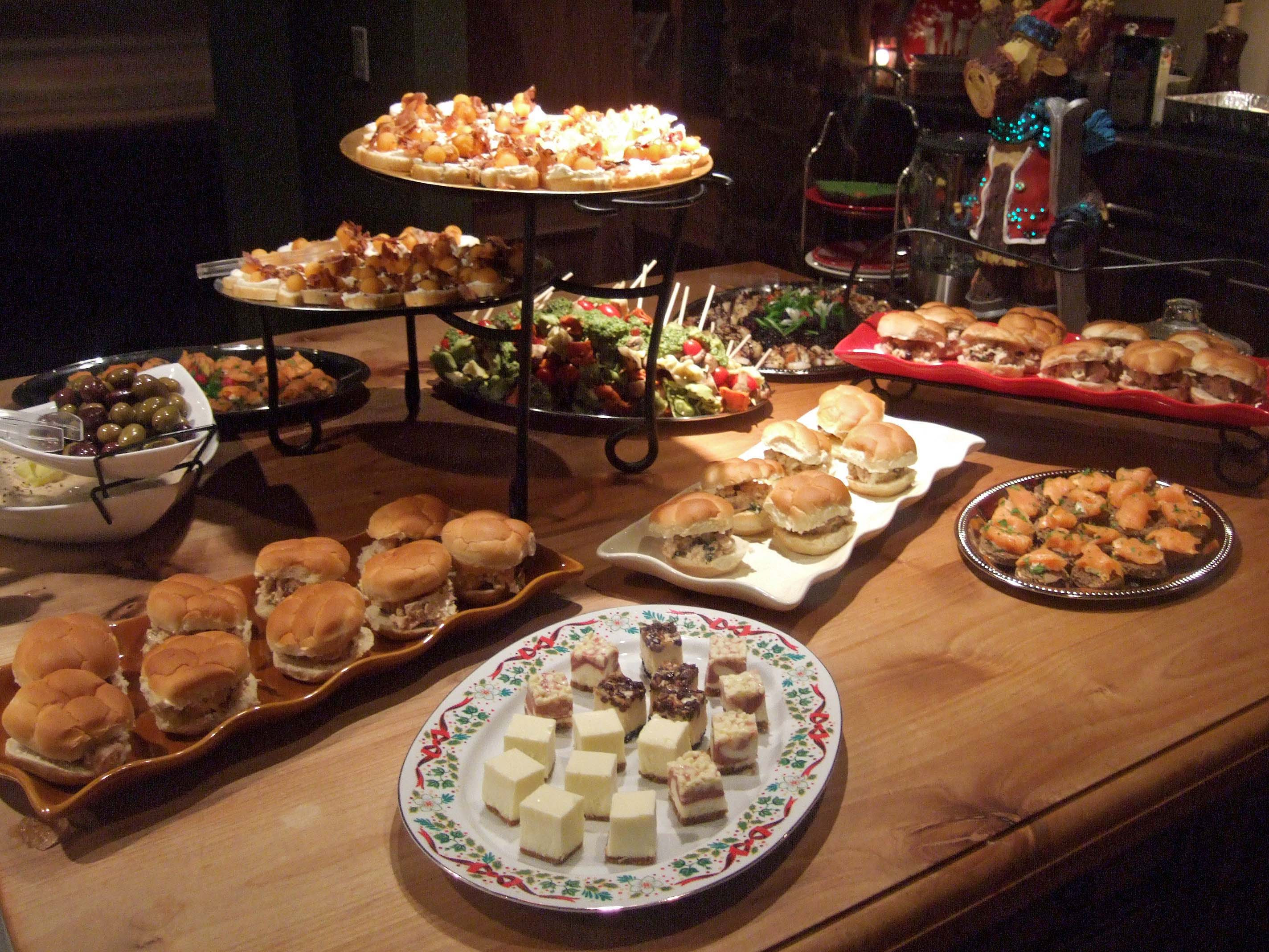Christmas Dinner Party Ideas  Personal Chef Sarah Penrod s Blog