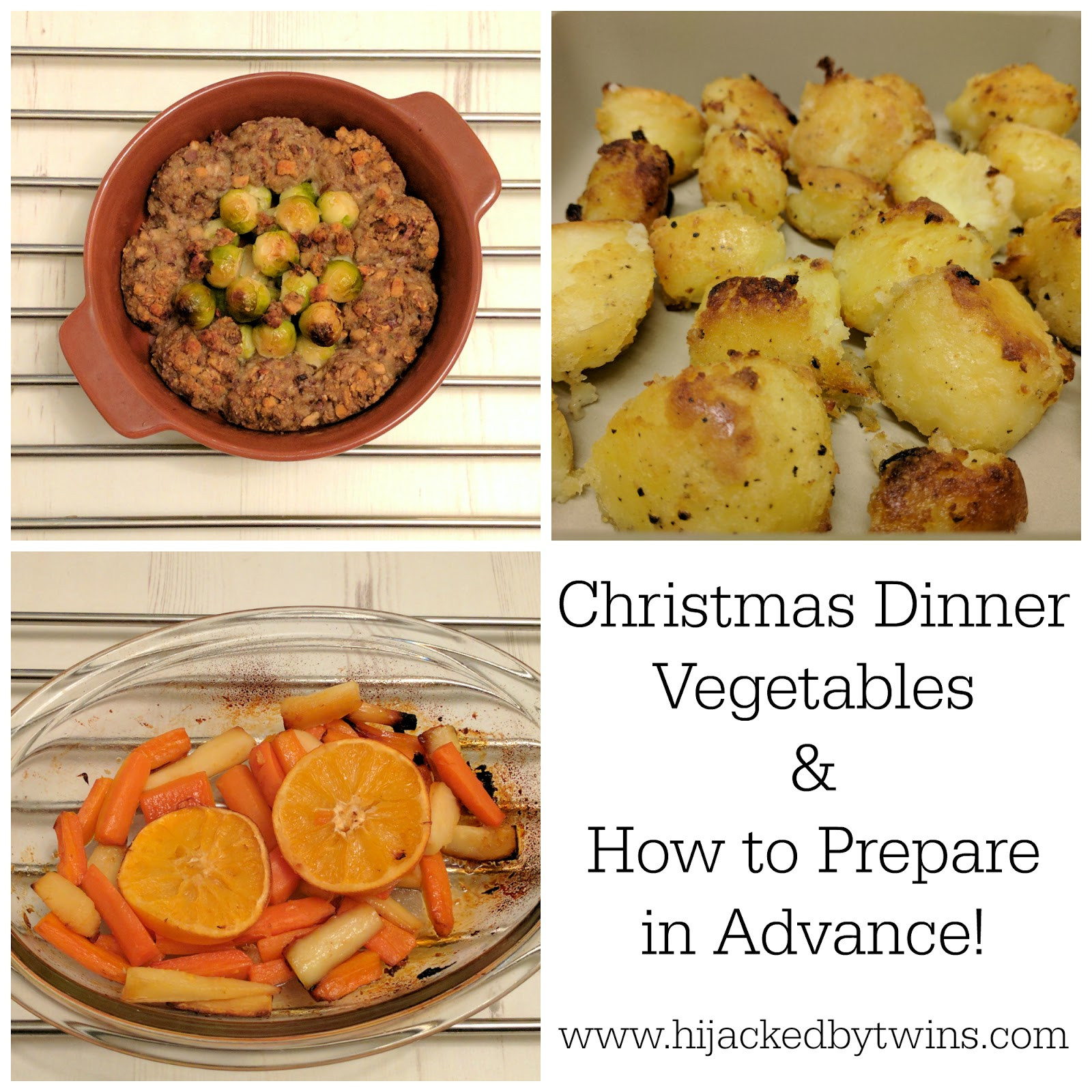 Christmas Dinner Vegetables  Hijacked By Twins Christmas Dinner Ve ables from Aldi