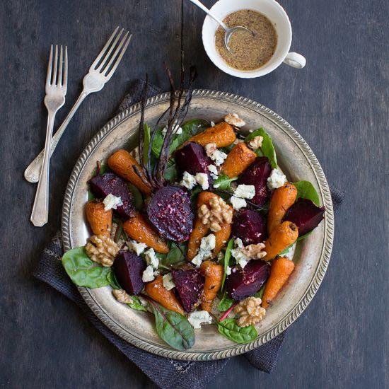 Christmas Dinner Vegetables  1021 best images about Christmas & Hanukkah Menus on