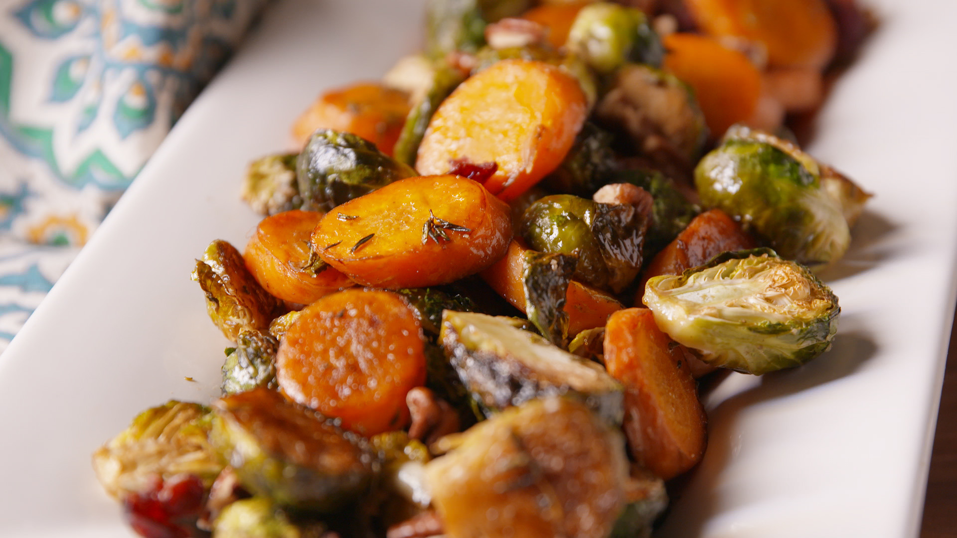 Christmas Dinner Vegetables  17 Best Roasted Ve ables Recipes How To Roast
