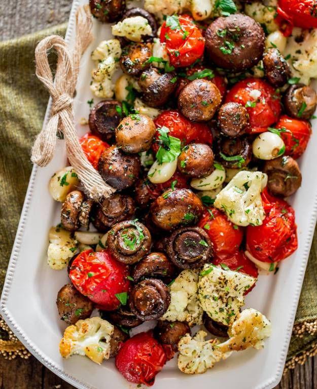 Christmas Dinner Vegetables  25 Christmas Dinner Ideas Guaranteed To Make The Night