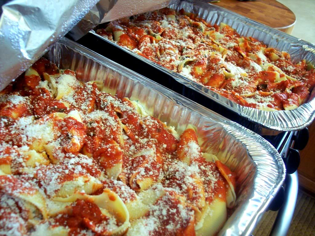 Christmas Dinners For A Crowd  cooking for a crowd Archives Proud Italian Cook