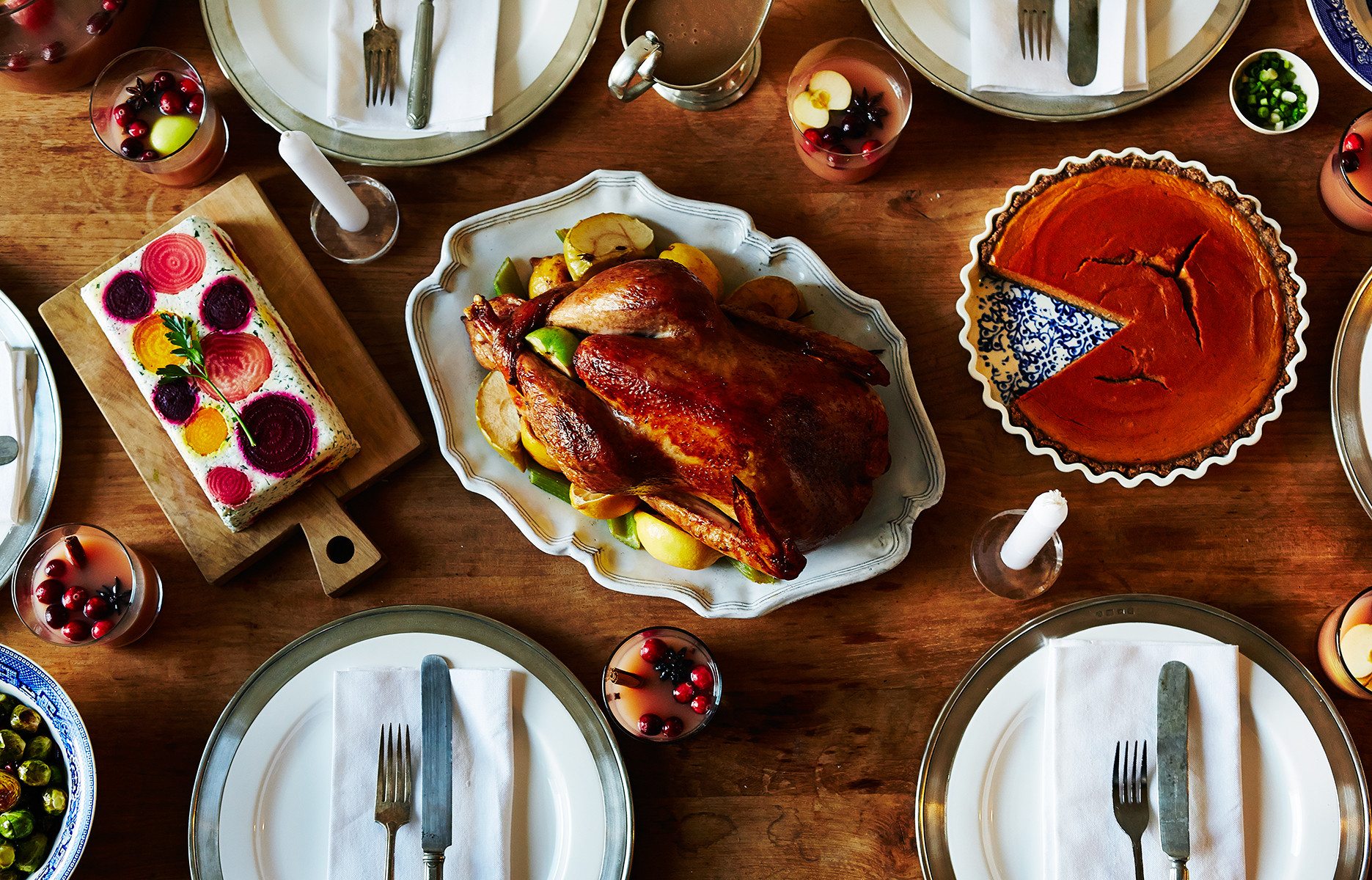Christmas Dinners Houston  Houston s Thanksgiving Guide 10 Restaurants With Great To