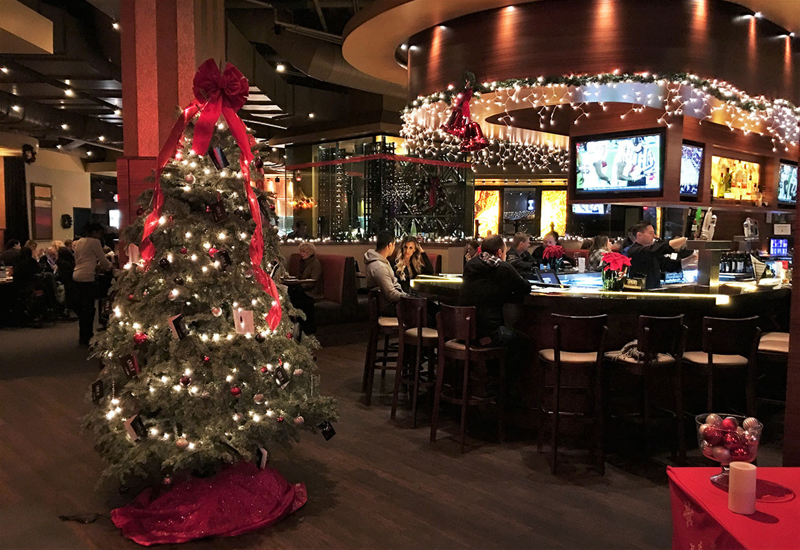 Christmas Dinners In Las Vegas  CRAVE American Kitchen & Sushi Bar –– Summerlin Vegas
