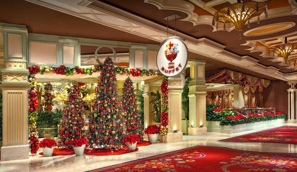 Christmas Dinners In Las Vegas  Thye Christmas feast doesn¿t have to include ham and