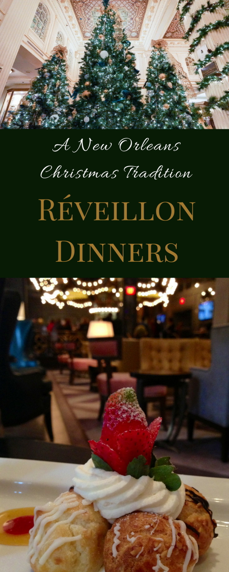 Christmas Dinners In New Orleans  A Christmas Tradition Réveillon Dinners in New Orleans