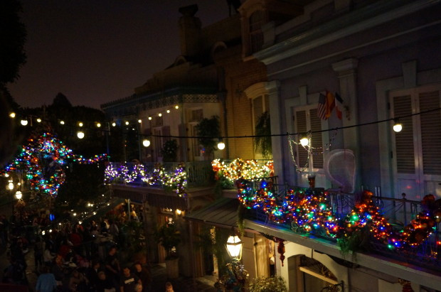 Christmas Dinners In New Orleans  Final Look at Disneyland s Club 33 Before Major Expansion