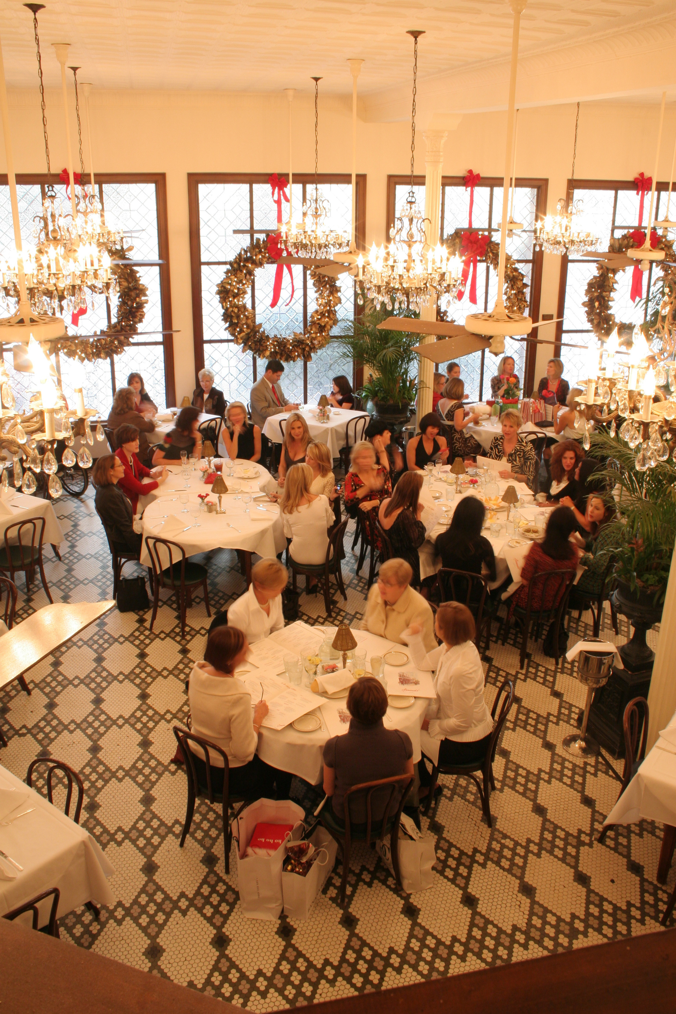 Christmas Dinners In New Orleans  Reveillon Mash Up A Feaster s Holiday Wish List GoNOLA