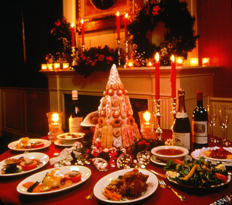 Christmas Dinners In New Orleans  Reveillon Christmas in New Orleans of course is a party