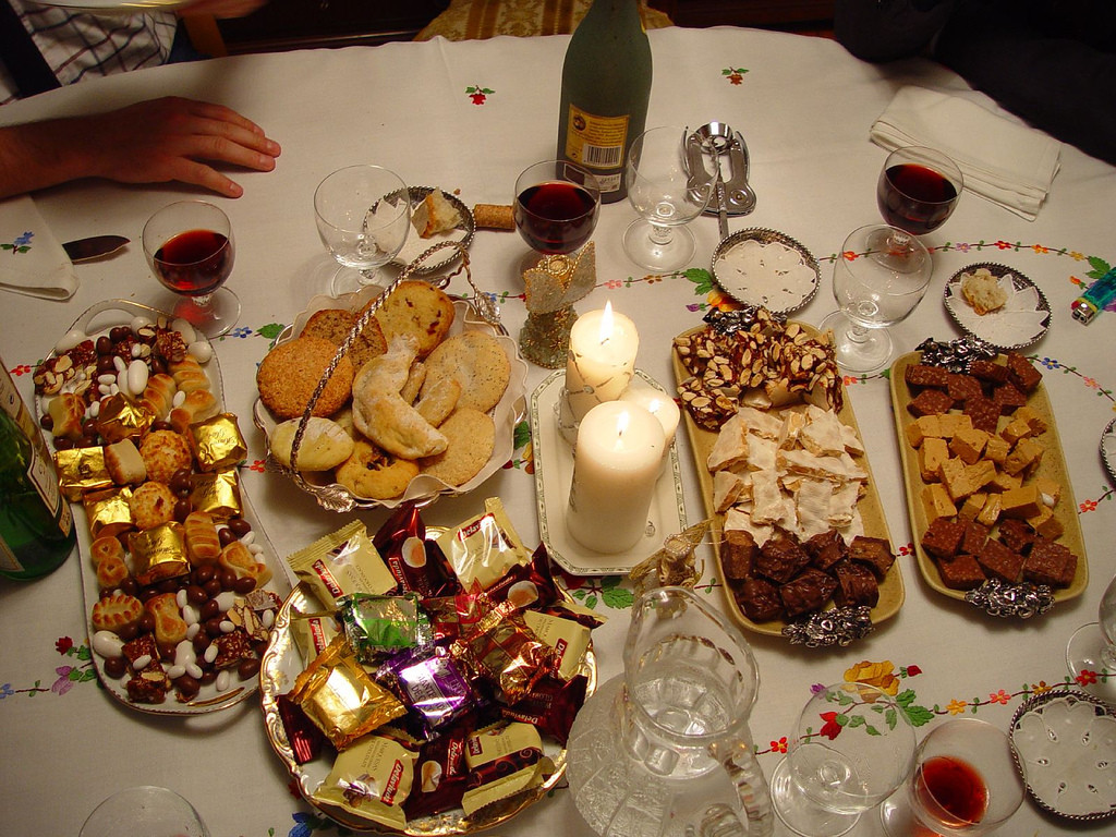 Christmas Dinners In Spain  6 Traditional Spanish Christmas Desserts