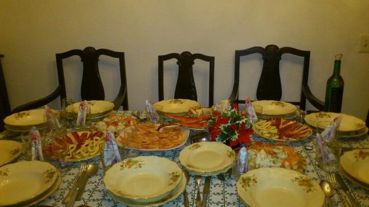 Christmas Dinners In Spain  Christmas dinner starters in Spain